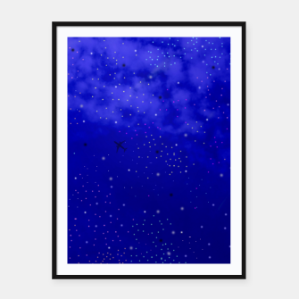 Thumbnail image of Middle of the Night Framed poster, Live Heroes