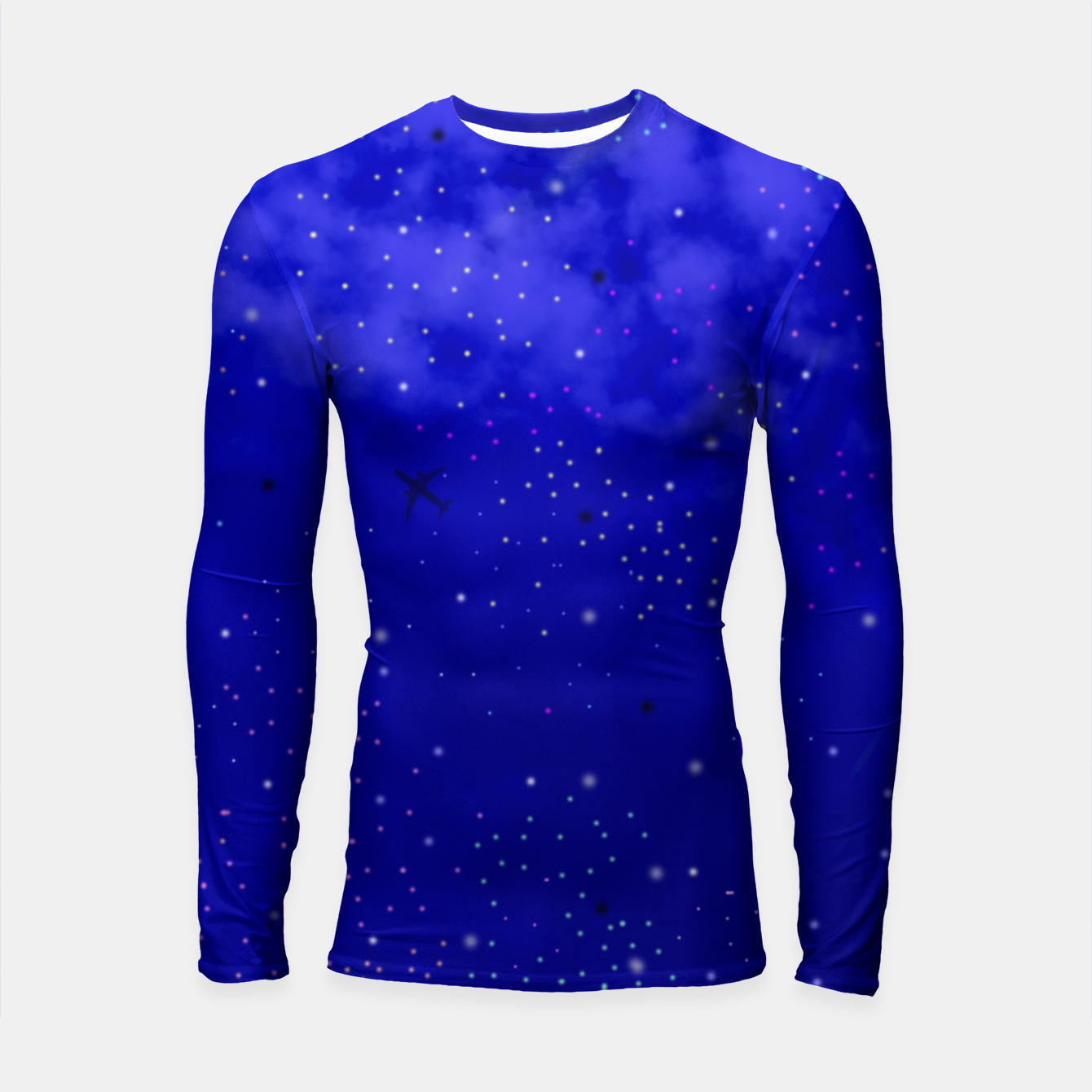 Image of Middle of the Night Longsleeve Rashguard  - Live Heroes