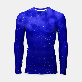 Thumbnail image of Middle of the Night Longsleeve Rashguard , Live Heroes