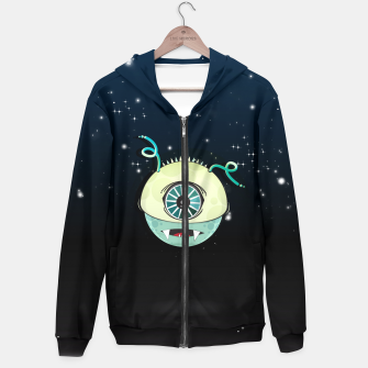 Thumbnail image of From Space Hoodie, Live Heroes