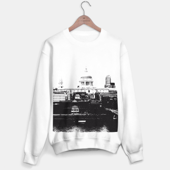 Thumbnail image of The City Sweater regular, Live Heroes