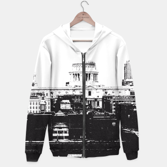 Thumbnail image of The City Hoodie, Live Heroes