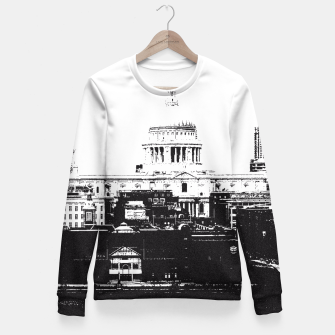 Thumbnail image of The City Fitted Waist Sweater, Live Heroes