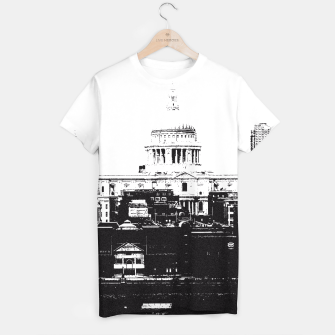 Thumbnail image of The City T-shirt, Live Heroes