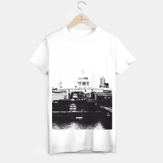 Thumbnail image of The City T-shirt regular, Live Heroes