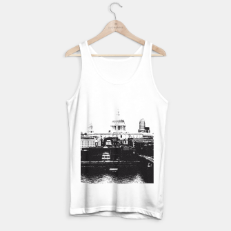 Thumbnail image of The City Tank Top regular, Live Heroes