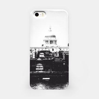 Thumbnail image of The City iPhone Case, Live Heroes