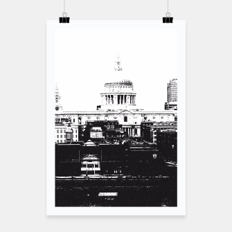 Thumbnail image of The City Poster, Live Heroes