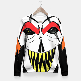 Miniature de image de IT Fitted Waist Sweater, Live Heroes