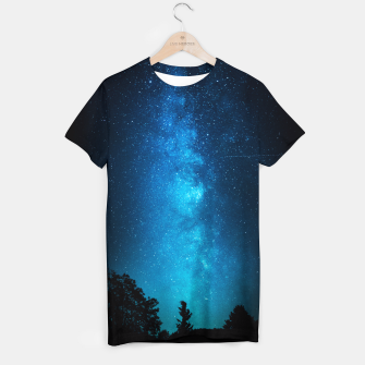 BLU NIGHT T-shirt obraz miniatury