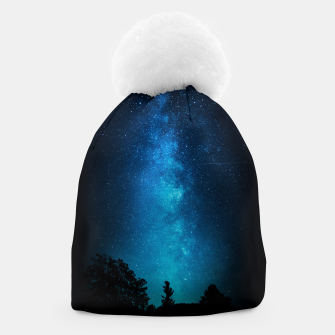 Thumbnail image of BLU NIGHT Beanie, Live Heroes