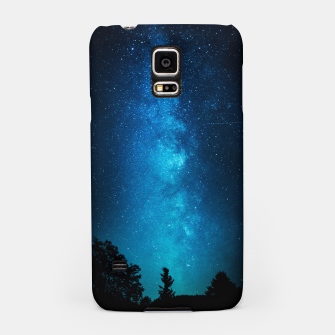 BLU NIGHT Samsung Case obraz miniatury
