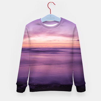 Thumbnail image of LONG  EXPO Kid's Sweater, Live Heroes