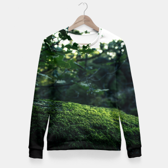Thumbnail image of SECRET Fitted Waist Sweater, Live Heroes