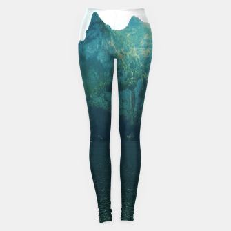 SUMMER TIME Leggings obraz miniatury