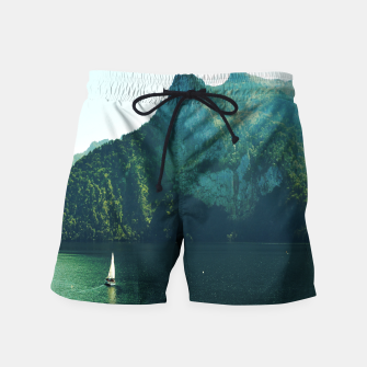 SUMMER TIME Swim Shorts obraz miniatury