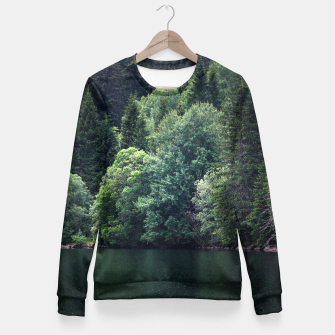 Thumbnail image of BOTANICAL Fitted Waist Sweater, Live Heroes
