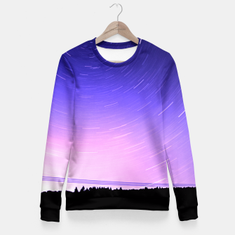 Thumbnail image of STAR TRAILS Fitted Waist Sweater, Live Heroes