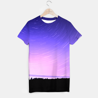 Thumbnail image of STAR TRAILS T-shirt, Live Heroes