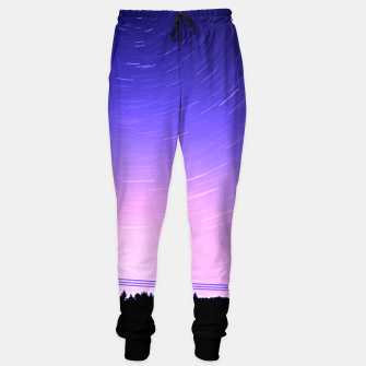 Thumbnail image of STAR TRAILS Sweatpants, Live Heroes