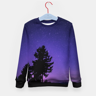 Thumbnail image of SPACE Kid's Sweater, Live Heroes