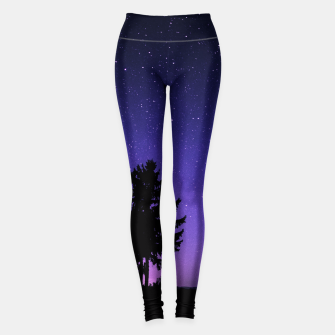 Miniaturka SPACE Leggings, Live Heroes