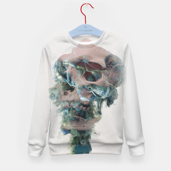 Miniature de image de Magic Skull Explosion Kid's Sweater, Live Heroes