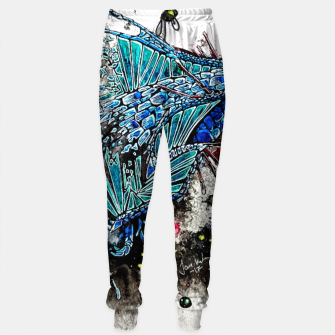 Thumbnail image of Blue Dragon Sweatpants, Live Heroes