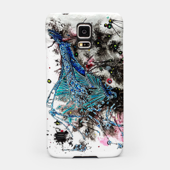 Thumbnail image of Blue Dragon Samsung Case, Live Heroes