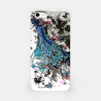 Thumbnail image of Blue Dragon iPhone Case, Live Heroes