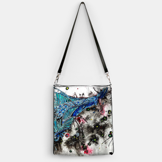 Thumbnail image of Blue Dragon Handbag, Live Heroes