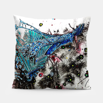 Thumbnail image of Blue Dragon Pillow, Live Heroes