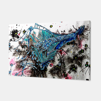 Thumbnail image of Blue Dragon Canvas, Live Heroes