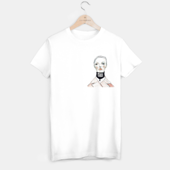 Miniaturka KENZO fashion illustration T-shirt regular, Live Heroes