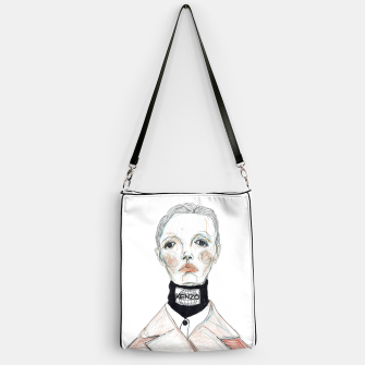 Miniaturka KENZO fashion illustration Handbag, Live Heroes