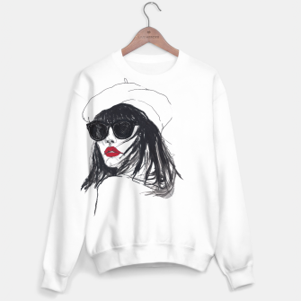 Miniaturka Taylor Lashae Fashion Illustration Sweater, Live Heroes