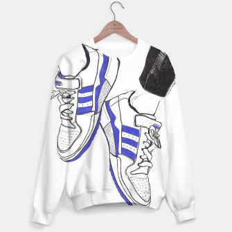 Miniaturka Adidas Sneakers Fashion Illustration Sweater, Live Heroes