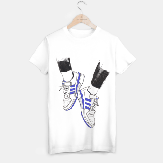 Miniaturka Adidas Sneakers Fashion Illustration T-shirt regular, Live Heroes
