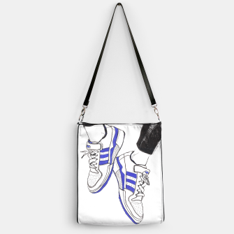 Miniaturka Adidas Sneakers Fashion Illustration Handbag, Live Heroes