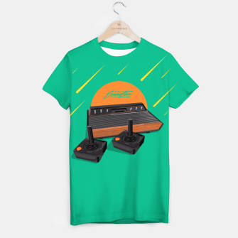 Miniaturka Console by The Sonnyfive T-shirt, Live Heroes
