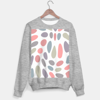 Thumbnail image of Colorful pastel pebbles Sweater regular, Live Heroes