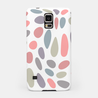 Thumbnail image of Colorful pastel pebbles Samsung Case, Live Heroes