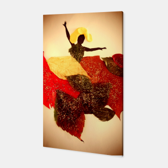 Thumbnail image of autumn lady Canvas, Live Heroes