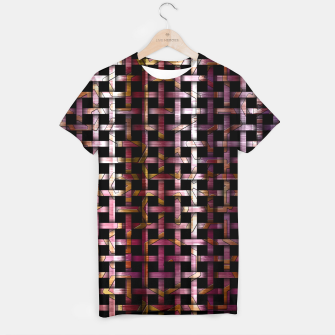 Thumbnail image of Wind Glyph Weave T-shirt, Live Heroes