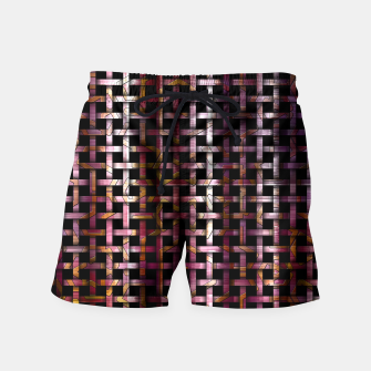 Thumbnail image of Wind Glyph Weave Swim Shorts, Live Heroes
