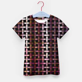 Thumbnail image of Wind Glyph Weave Kid's T-shirt, Live Heroes