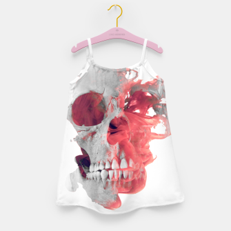 Thumbnail image of Skull Smoke 2 Girl's Dress, Live Heroes