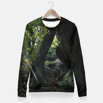 Miniature de image de LOST Fitted Waist Sweater, Live Heroes