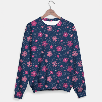 Miniatur Carthusian Pink Embroidery Sweater, Live Heroes