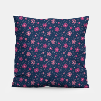 Thumbnail image of Carthusian Pink Embroidery Pillow, Live Heroes